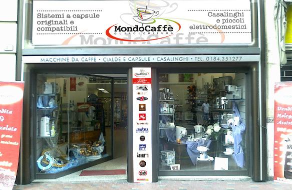 MondoCaffè Via Cavour 3/d, 18039 Ventimiglia